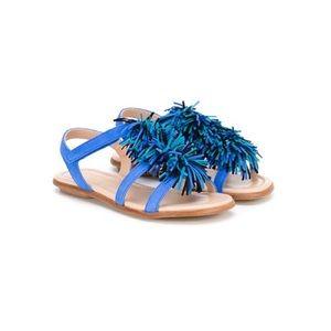 Aquazurra Mini Wild Sandals